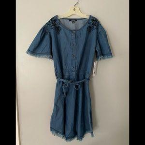 Joe's Jeans Denim Dress Size 16XL Girls